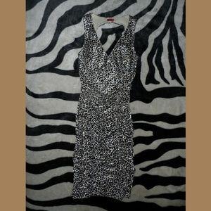Ruby Rox Long Cheetah Print Dress Sassy Clothes